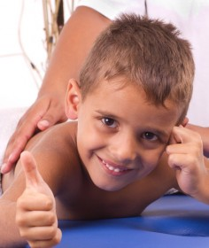 Atelier / Massage Parents Enfants