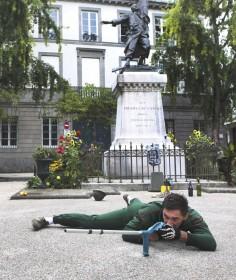 """Jean """"Solo pour un monument aux morts"""""""